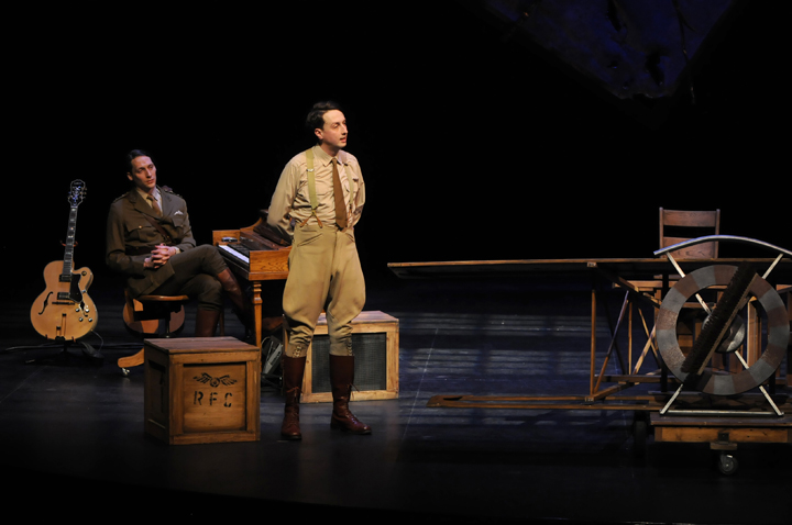 billy bishop goes war essay Billy bishop goes to war is a canadian musical, written by john maclachlan gray in collaboration with the actor eric peterson one of the most famous and widely.